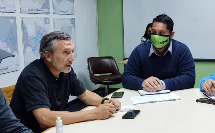 La Alianza Democrática conforma su comando de campaña para la Alcaldía de Caracas